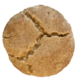 Snickerdoodle cookie called a poppy.